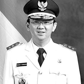 AHOK / Jakarta Governor