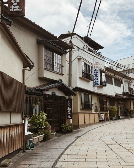 how can I not love this Japanese neighbourhood?